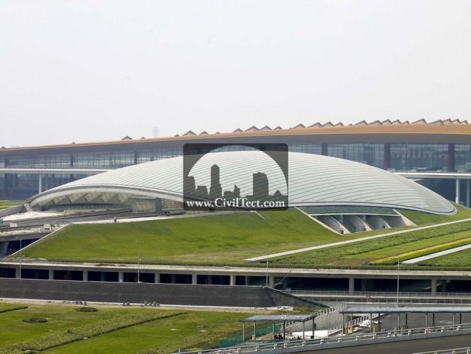 فرودگاه بین المللی پکن Beijing Airport – بزرگترین ساختمان فرودگاه جهان