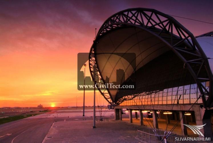 فرودگاه Suvarnabhumi بانکوک – تایلند