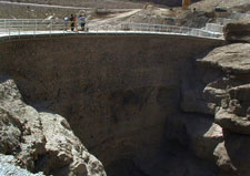 سد کریت بلندترین سد جهان برای ۵۵۰ سال