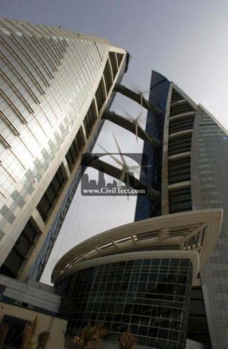 مرکز تجارت جهانی بحرین (Bahrain World Trade Center)
