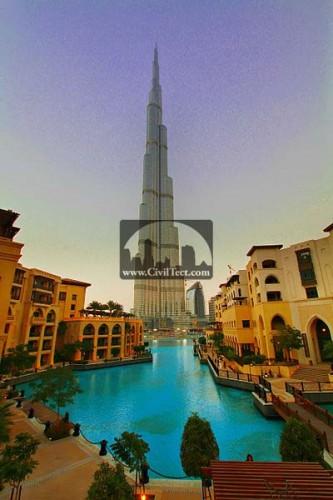 برج خلیفه دبی بلندترین آسمانخراش جهان – Burj Khalifa