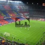 استادیوم Camp Nou - اسپانیا