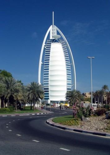 برج العرب – Burj Al-Arab در دبی