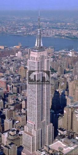 ساختمان امپایر استیت (Empire State Building)