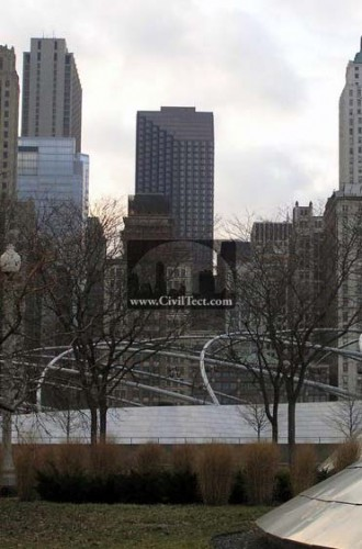 سه پلازای اول ملی (Three First National Plaza) – شیکاگو آمریکا