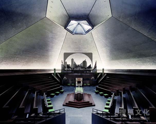 طرحهایی برای کلیساهای مدرن