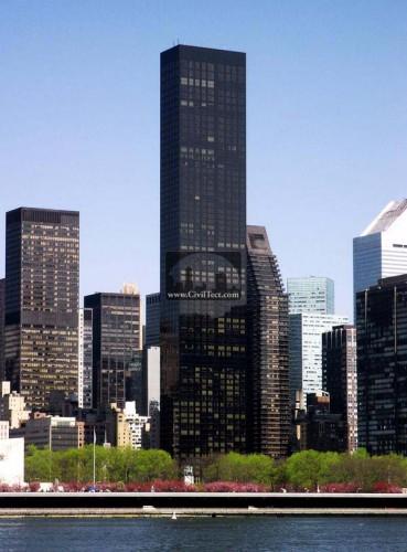 برج جهانی ترامپ (Trump World Tower) نیویورک