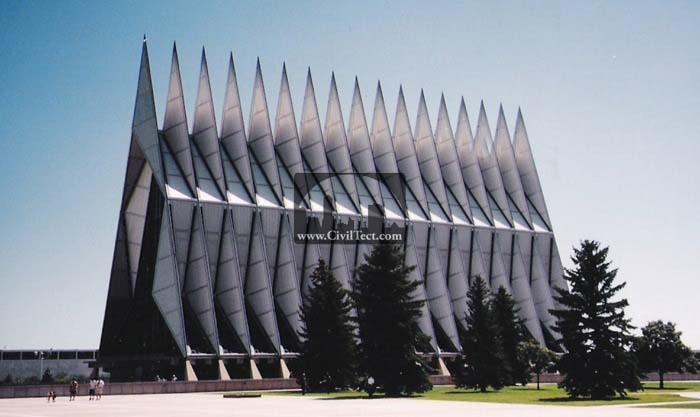 کلیسای دانشکده افسری آکادمی نیروی هوایی ایالات متحده آمریکا