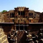 چند بااوری (Chand Baori) - هند
