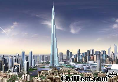 عجایب هفتگانه مدرن دبی!