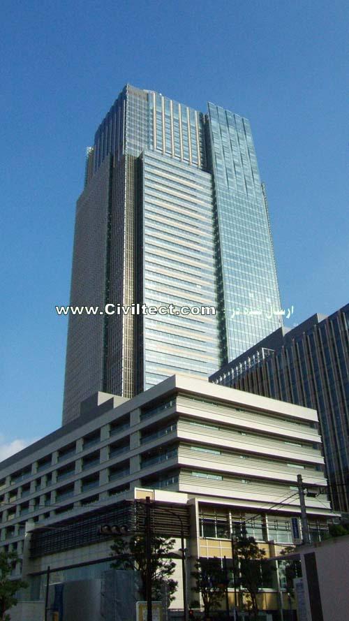 برج مرکز شهر (Midtown Tower) توکیو ژاپن