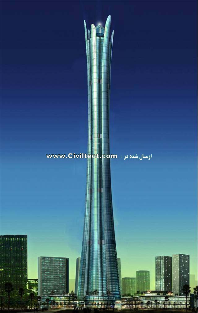 Burj Al Alam – برج جهان (World Tower) – دبی