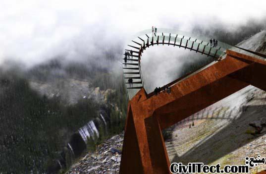پل شیشه ای کانادا – لذت وحشت!