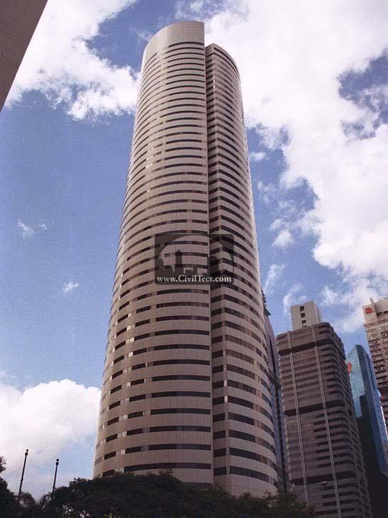 برج ۸ Shenton Way – سنگاپور
