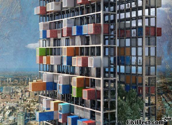 پانزده آسمانخراش آینده – سازه های سازگار با محیط زیست