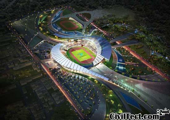 استادیوم هفدهمین دوره بازیهای آسیایی – کره جنوبی