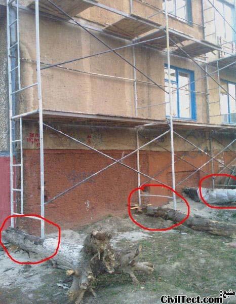 تصاویر بدترین اشتباهات مهندسی (شماره ۸)