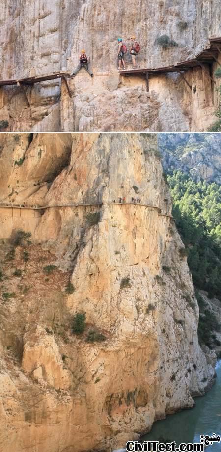 ۷ مورد از وحشتناکترین مسیرهای جهان!