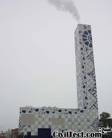 زشت ترین ساختمانهای جهان: مرکز گرمایی هلند