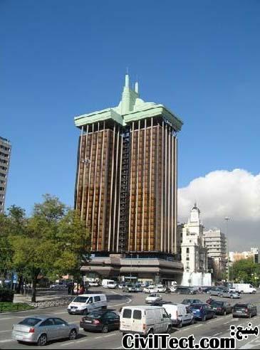زشت ترین ساختمانهای جهان: برج کلن اسپانیا