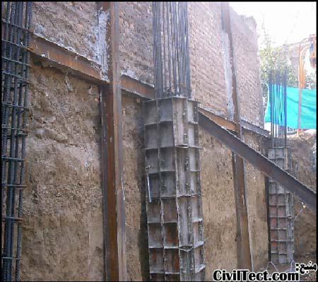 محافظت از دیوار همسایه