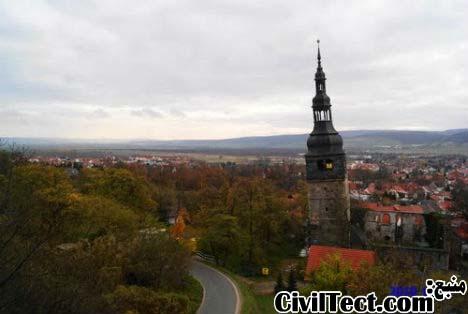 برج کلیسای Bad Frankenhausen – آلمان