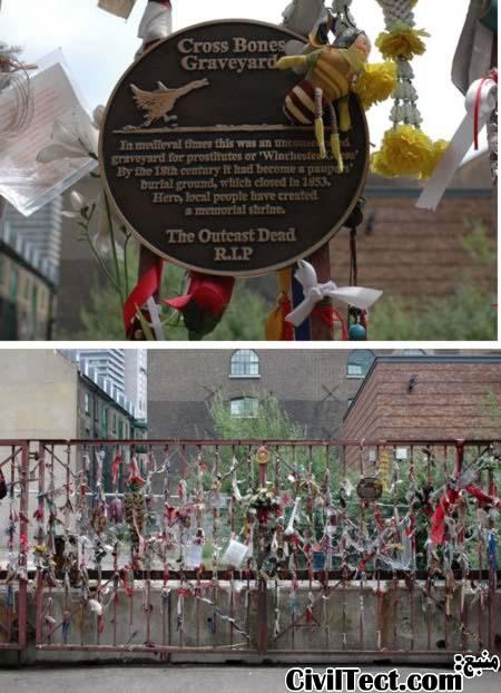 قبرستان زنان مجرد – انگلیس