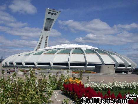 برج مونترال المپیک