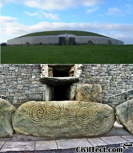 قبرستان Newgrange – ایرلند