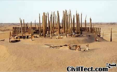 قبرستان رودخانه کوچک شماره 5 – سین کیانگ چین