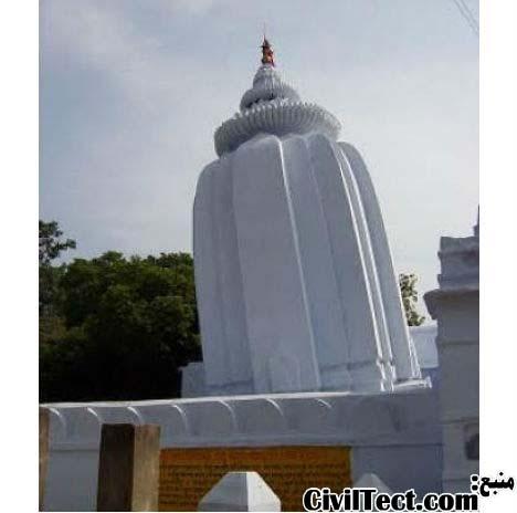 معبد کج شده هوما (The leaning temple of Huma)