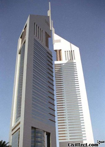 برجهای امارات – دبی ( Emirates Towers )