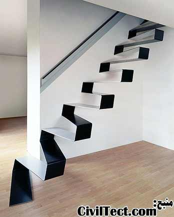 راه پله های روبانی