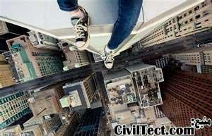 ساده ترین روشهای اندازه گیری ارتفاع یک برج