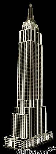 آشنایی با سیستم سازه ای و تکنولوژی ساخت ساختمان امپایر استیت