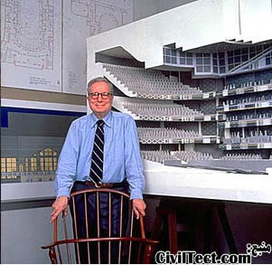 Robert Venturi (رابرت ونچوری) - آمریکایی