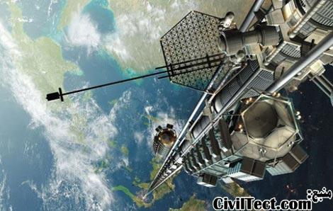 آسانسور ۳۲,۰۰۰ کیلومتری از زمین به فضا !