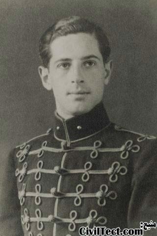 George Maduro - دانشجوی یهودی که مادورودام به یادبودش ساخته شد