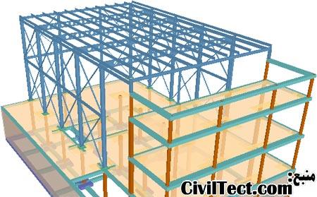 تحلیل قابهای ساختمانی به روش پرتال