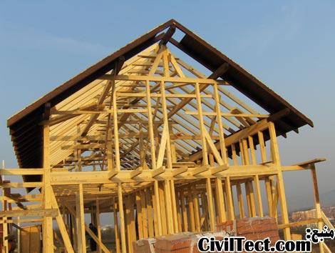 ویژگیهای سازه های چوبی - برتری های سازه های چوبی
