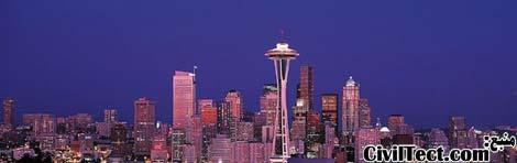 سیاتل - آمریکا - Seattle USA