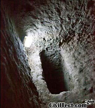 چاهکهای شهر زیرزمینی
