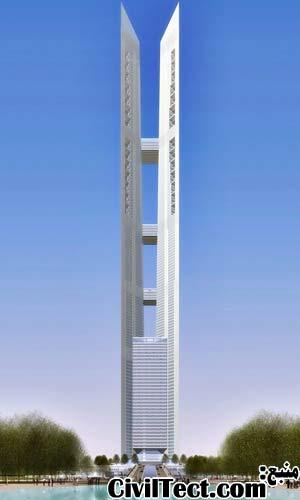 برج اینچئون 151 کره جنوبی - Incheon 151 Tower South Korea