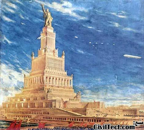 کاخ شوروی سابق