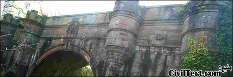 پلی که محل خودکشی سگها شده است!