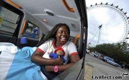 هتل تاکسی المپیک تابستانه 2012 لندن
