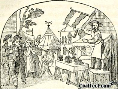 آمستردام در قرن 14ام میلادی