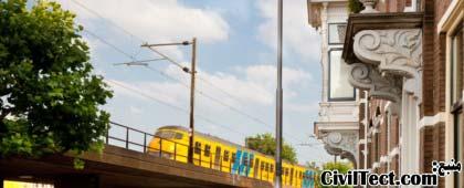 قطار بین شهری - هلند - راه آهن هلند