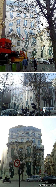 معماری های فریب دهنده!