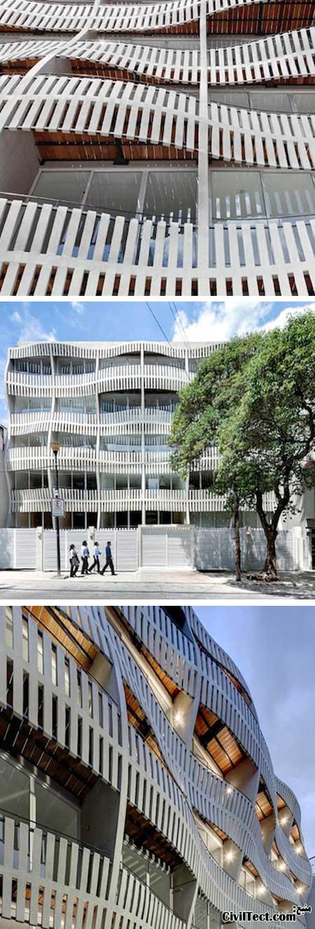افکتهای جالب معماری